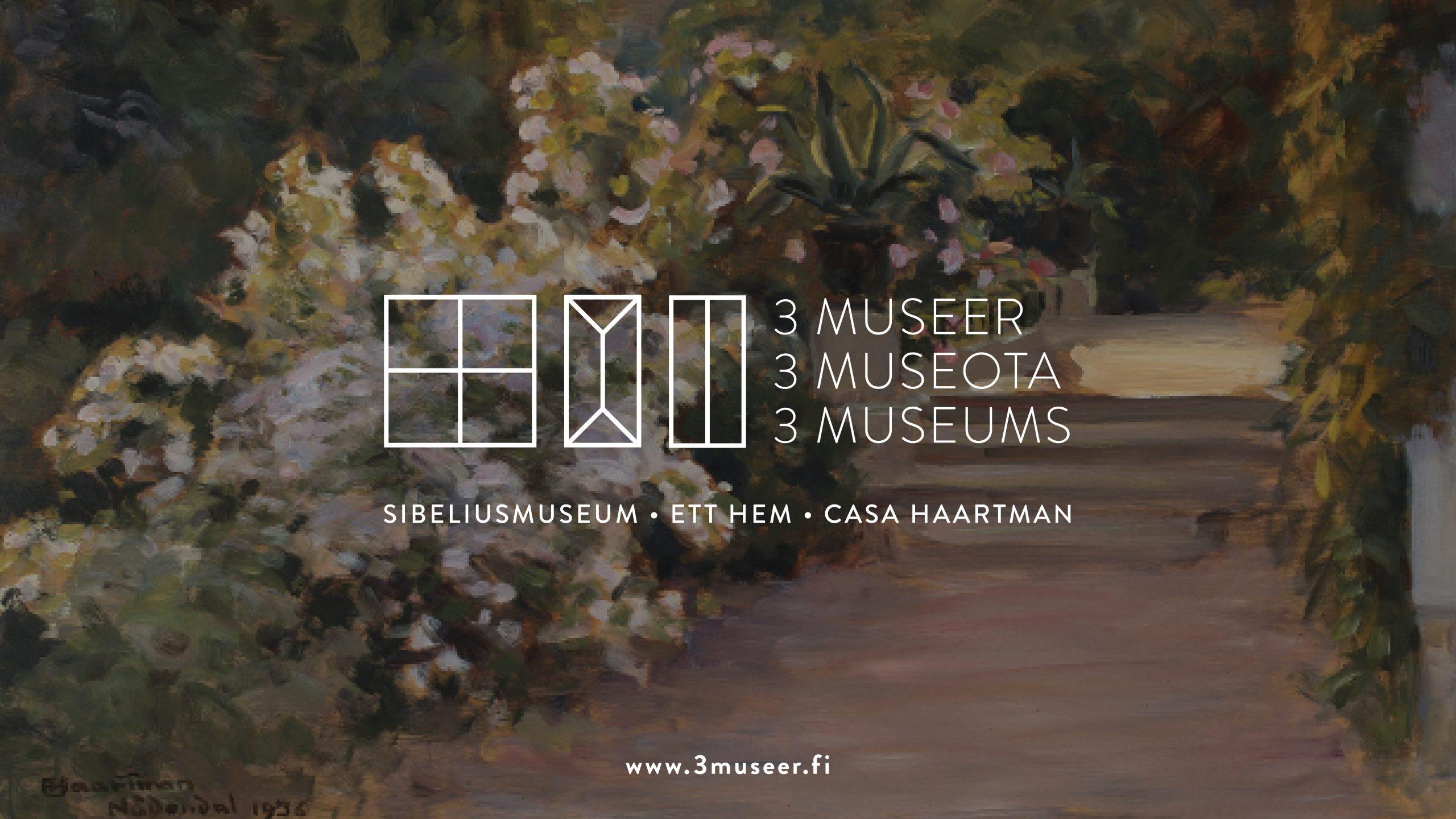 3 museer vid Stiftelsen för Åbo Akademi