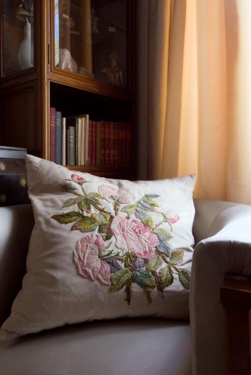 Textilkonservering i museet Ett hem