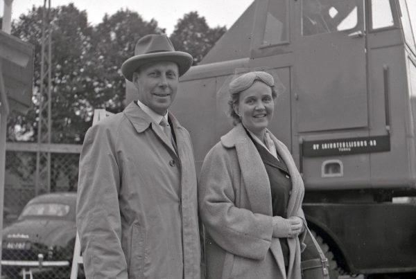 Erik och Margit Sarlin