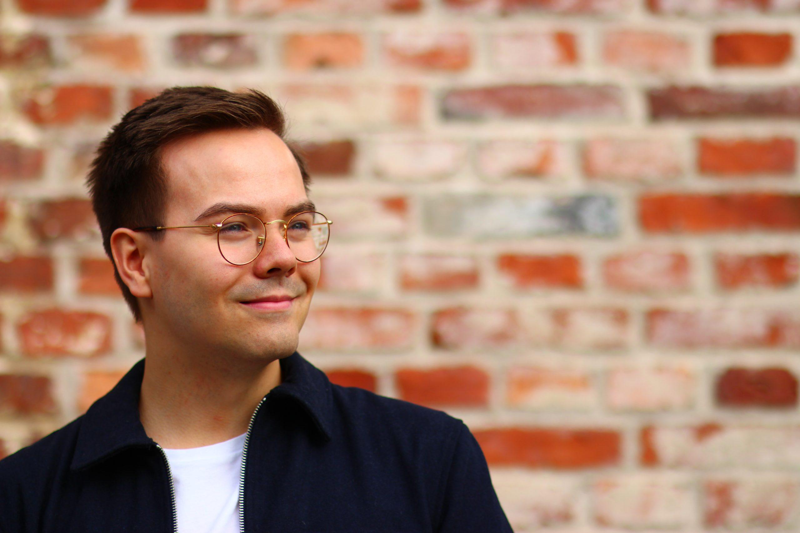 Valtteri Satomaa sai Margit ja Erik Sarlinin stipendin