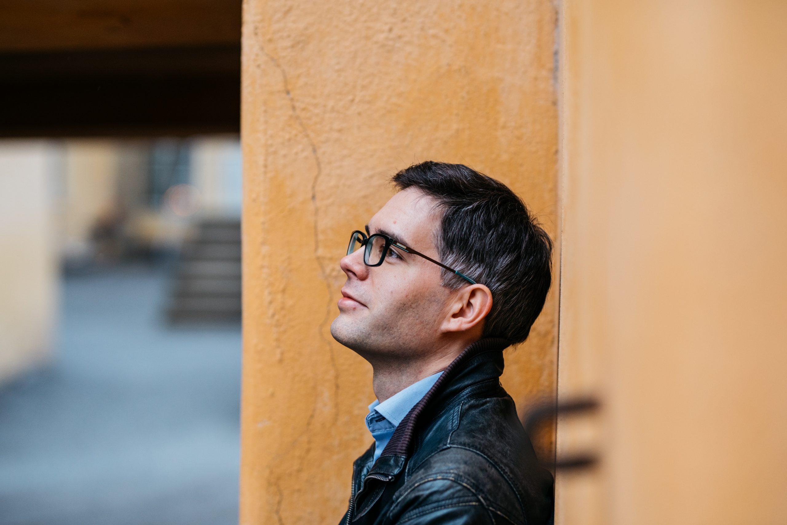 Årets Per Brahe-prismottagare är Kasper Braskén