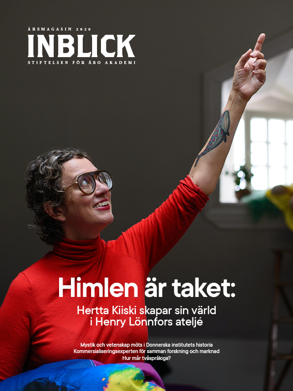 Inblick 2020 Stiftelsen för Åbo Akademi