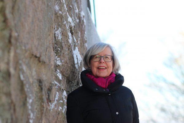 Eva Perälä, Skattmästarens sekreterare vid Stiftelsen för Åbo Akademi