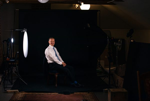 Kenneth Sundberg, finansierad av Stiftelsen för Åbo Akademi, är ÅA:s kommersialiseringsexpert