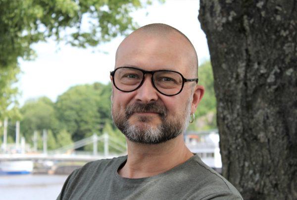 Anders Grönroos, kreativ chef och producent på Barnens Estrad